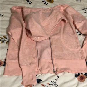 Lululemon scuba zip hoodie
